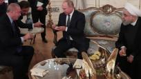 Cumhurbaşkanı Erdoğan elleriyle ikram etti