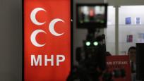 MHP'de bir istifa, bir görevden alma