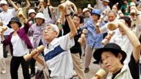 Japonya'da 100 yaş üstü nüfus 71 bini aştı