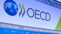 OECD büyüme tahminlerini aşağı çekti