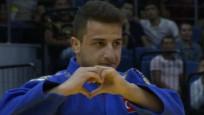 Milli judocu Bilal Çiloğlu bronz madalya kazandı