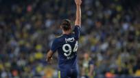 Fenerbahçe Vedat Muriç'le güldü: 2-1