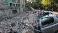 Arnavutluk'ta 5,8 büyüklüğündeki depremin bilançosu açıklandı