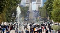 'Arabasız Paris': Başkente motorlu araç girişi bir günlüğüne yasaklandı