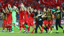 Türkiye Andorra maçının muhtemel 11'i belli oldu