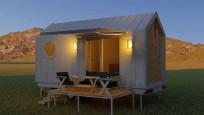 'Tiny house' akımı Türkiye'de de yaygınlaşıyor