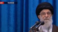 Hamaney: Trump İranlıları destekler gibi görünen bir 'soytarı'