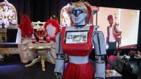 Fuarda 'Kınacı Robotlar' ilgi gördü