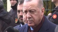 Başkan Erdoğan'dan Cuma namazı çıkışı önemli açıklamalar