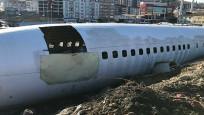 Pistten çıkan yolcu uçağını restoran yapmak istiyor