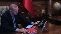 Yeni infaz yasası Cumhurbaşkanı Erdoğan'a sunuldu