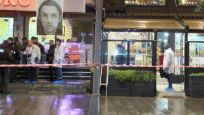 Pala ile restoranda dehşet saçtı, polis öldürdü