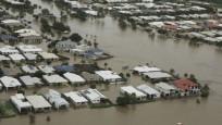 Avustralya'da şiddetli yağmur ve sel yaşanıyor