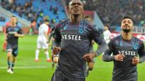 Trabzon'da gol yağmuru