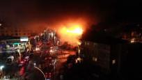 Kocaeli'de AVM yangını