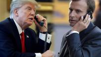 Trump ve Macron internet vergisinde anlaşma yolunda