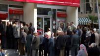 Emeklilerin banka promosyon tarihi belli oldu