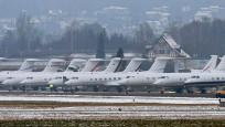 Davos'ta özel jet tartışması