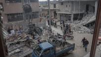 Rus savaş uçakları İdlib'te Gerginliği Azaltma Bölgesine saldırdı