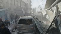 Rusya İdlib'i vurdu: 26 sivil öldü
