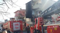 İstanbul Büyükçekmece'de patlama
