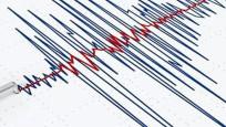 Manisa'da arka arkaya depremler