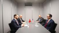 Davos'ta Türkiye-ABD görüşmesi