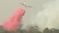 Avustralya'da yangın söndürme uçağı düştü: 3 ölü