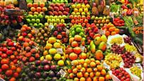 Türkiye'nin yaş meyve ve sebze ihracatı Doğu Akdeniz'den