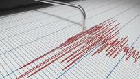 Ege Denizi'nde 3.8 büyüklüğünde deprem meydana geldi
