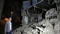 Elazığ depreminden ilk görüntüler