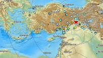 Elazığ'daki deprem birçok ülkede de hissedildi