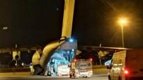 TSK uçakları tüm gece İstanbul, Ankara ve Elazığ arasında mekik dokudu