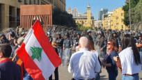 Lübnan'da göstericiler yeni hükümeti protesto etti