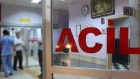 Aksaray'da koronavirüs paniği: 12 kişi hastaneye kaldırıldı