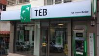 TEB deprem bölgesinde kredi ve kart ödemelerini 3 ay faizsiz erteliyor