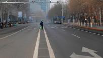 Çin'in başkenti Pekin hayalet şehre döndü