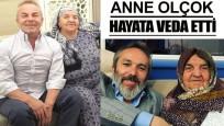 Şehit Erol Olçok ve Cevat Olçok'un annesi son yolculuğuna uğurlandı