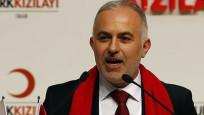 Kızılay Başkanı'ndan Ensar Vakfı'na 8 milyon dolarlık bağış açıklaması