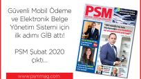 PSM Dergisi Şubat sayısı çıktı…