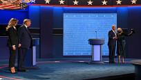 Donald Trump ve Joe Biden düellosuna eş damgası