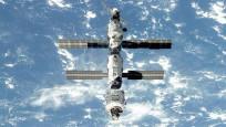 Uluslararası Uzay İstasyonu'ndaki delik büyüyor