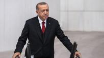 Cumhurbaşkanı Erdoğan Genel Kurul'da