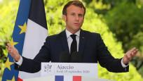 Anket sonuçları açıklandı: Macron'a soğuk duş