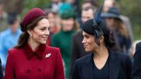 Kate Middleton ile Meghan Markle'ın zirve yarışı