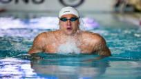 Milli yüzücü Budapeşte'de birinci oldu