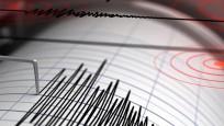 Antalya'da hafif şiddette deprem