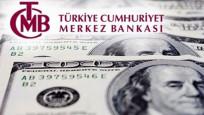 TCMB brüt döviz rezervleri 1.7 milyar dolar arttı