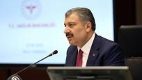 Koca: İstanbul'da vakalar Türkiye'nin yüzde 40'ına ulaştı