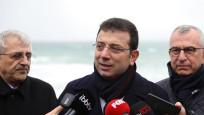 Kovid-19'a yakalanan İmamoğlu'na geçmiş olsun mesajları